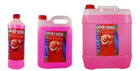 Ostrianet.gr - Συμπυκνωμένο υγρό γενικού καθαρισμού - Τριαντάφυλλο